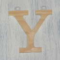Plywood Letter Y