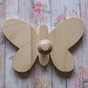 Butterfly Shape Coat Hook