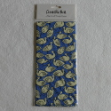 4 Sheets Tissue Paper Ibis Blue by Cressida Bell