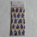 4 Sheets Tissue Paper Paddington Bear from the book by Michael Bond, illustrated by Peggy Fortnum