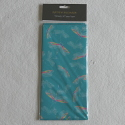 4 Sheets Tissue Paper Dragonflies Aqua by Matthew Williamson