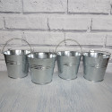 4 inch galvanised bucket