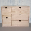 5 Drawer Miniature Chest of Drawers