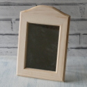 Pine Mirror to Hang or Stand