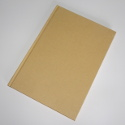A5 Sketch Book with Cardboard Cover