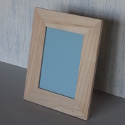 Pine Photo Frame with Glass, Hardboard back ( Hang or Stand)