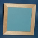 Square Photo Frame with Glass window & stand