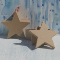 Papier Mache Star Box Large (set of2)