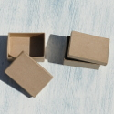 Rectangular Paper Mache Box (set of 2)