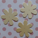 Set of 3 Daisy Shapes